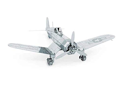 Metal Earth - Maqueta metálica Avión F4U Corsair , color/modelo surtido