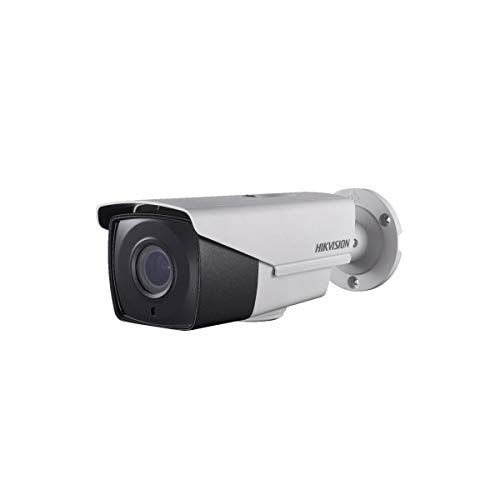 Hikvision - Cámara POC Hikvision Ultra Low Light 5MP HD Turbo TVI motorizada EXIR 40M - DS-2CE16H1T-IT3ZE