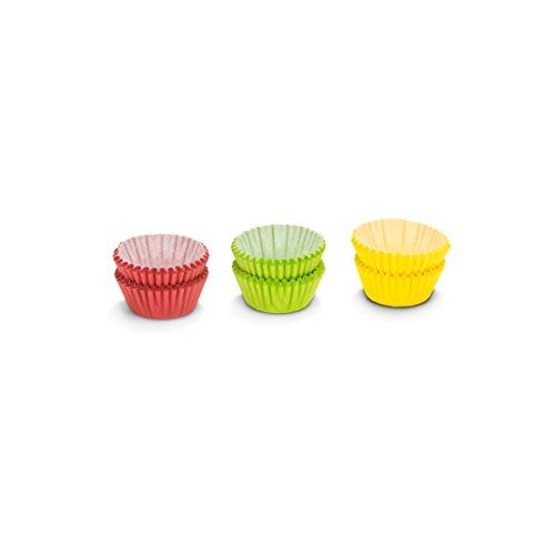 Pâtisse 01725 Lot de 150 Caissettes à Minis Cupcake
