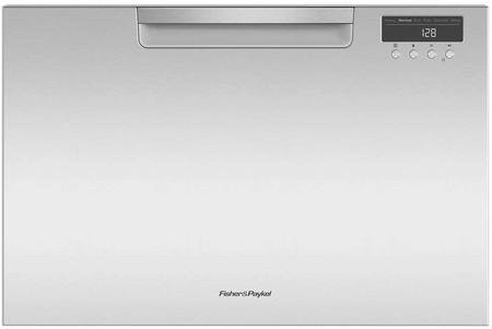 "Fisher Paykel DD24SAX9 24"" Drawers Full Console Dishwasher in Stainless Steel"