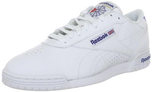 Reebok EXOFIT LO CLEAN LOGO INT R524822 Herren Klassische Sneakers, Weiss (NA), 45.5 EU