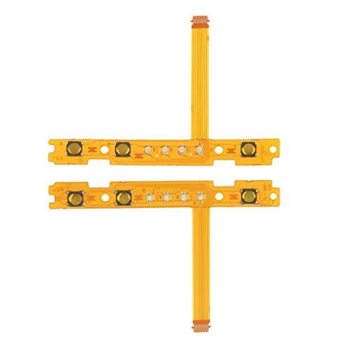 P Prettyia Ersatz SL SR Button Key Ribbon Flexkabel Für Switch Console Joy Con Videospielzubehör