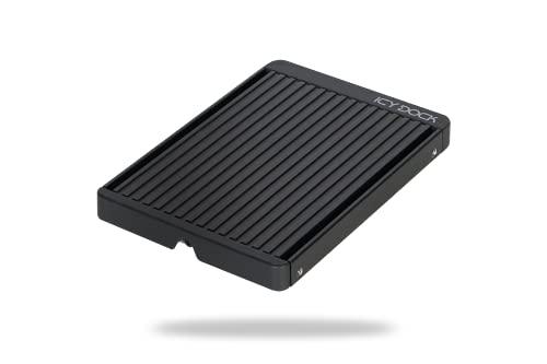 ICY DOCK EZConvert MB705M2P-B - M.2 NVMe SSD zu 2,5 Zoll NVMe U.2 SSD Konverter/Adapter