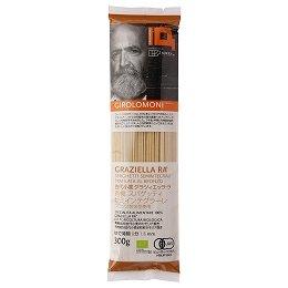 創健社 ジロロモーニ 古代小麦有機スパゲッティ セミインテグラーレ 300g×24個        JAN:8032891767146