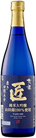 第22位:京姫酒造『純米大吟醸 匠』