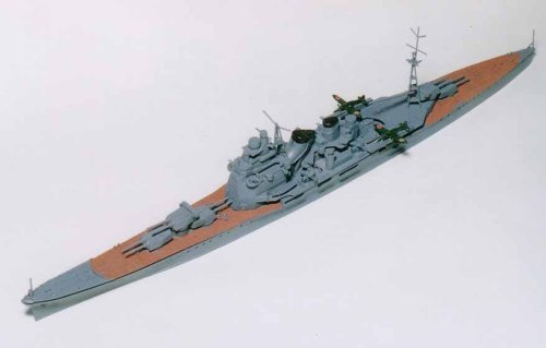 1/700 Nippon Navy Heavy Cruiser Kaohsiung 1942 W54 (japan import)