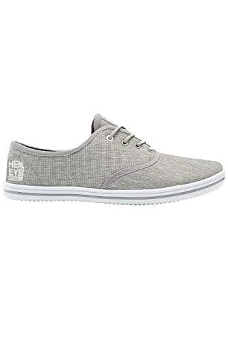Henleys Milo zapatos de lona para hombre