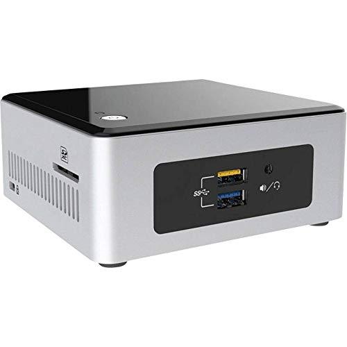 Intel Nuc Mini Komplett PC, Intel Quad Core 4 x 2,40 GHz, 8 GB RAM, 512 GB SSD, USB 3.0, HDMI, Intel HD Grafik, 3 Jahre Herstellergarantie, Windows 10 Pro