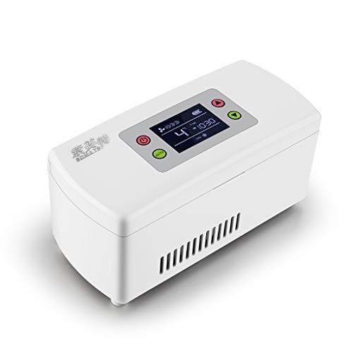 Faprol Insula Koele reiskoelkast, temperatuur vrij instelbaar, lage decibelventilator pillendoosje, gekoeld