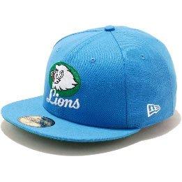 NEWERA ニューエラ キャップ NPB CLASSIC 59FIFTY 日本プロ野球 クラシック フィフティーナインフィフティー 西武ライオンズ エアフォースブルー/チームカラー CAP[11121862/12746970]