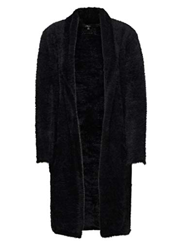 Mavi Damen Jackets Basic Jacket Long Cardigan Black XS