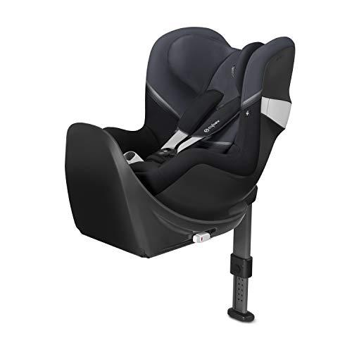 Cybex Cadeira Auto Sirona M2 i-Size 0+/1 com a Base M Granite Black