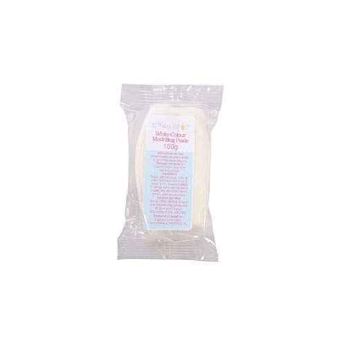 Cake Star Modelling Paste - White 100g