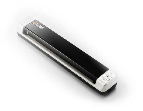 Plustek MobileOffice S410 mobiler Dokumentenscanner (600dpi, A4, USB) inkl. DocAction Software