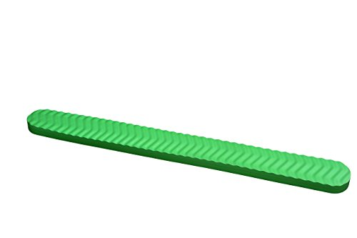 """Drift and Escape NT6002-LM Luxury Pool Noodle, Lime Green, 43.7"""" L x 4.3"""" W"""