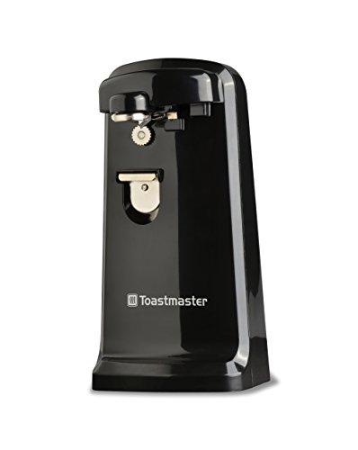 Toastmaster Standard Can Opener, Black