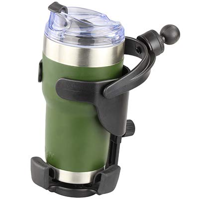 RAM Level Cup XL 32oz Drink Holder with Ball