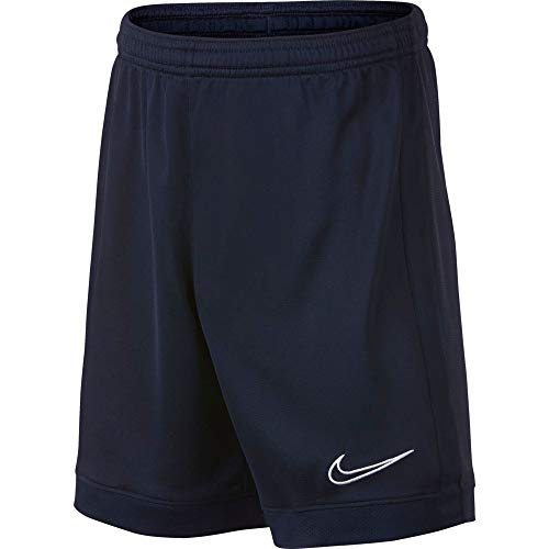 Nike Jungen B Nk Dry Acdmy K Sport Shorts,Blau(obsidian/White),S