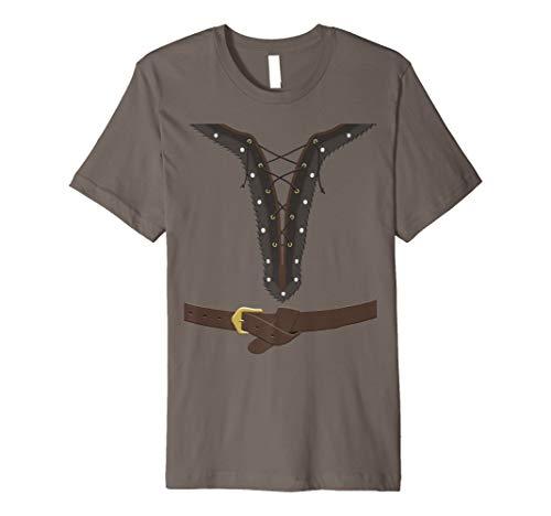 Funny Wikinger Kostüm Shirt–Nordic Viking Fancy Kleid Tee