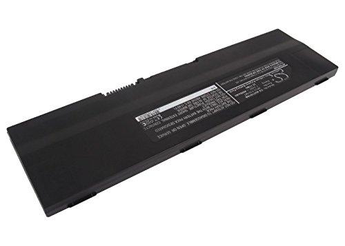 TechGicoo Ersatzakku für ASUS Eee PC T101MT-EU17-BK, 4.900 mAh/35,77 Wh