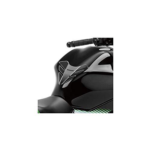 Kawasaki Z 650/Ninja 650 Tankpad schwarz/grau