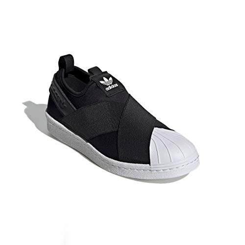 Tenis Adidas Superstar Slip On feminino preto 34
