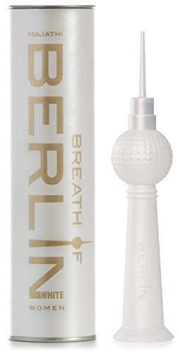 BREATH OF BERLIN WHITE, Eau de Parfum   Der besondere Berliner Duft (50 ml)