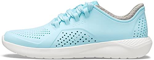 Crocs Women's Literide Printed Camo Pacer, Sneakers Innovative Comfort