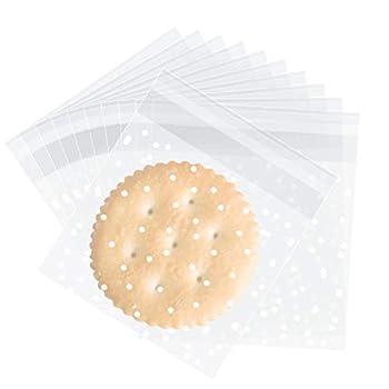 Best cookie bags self adhesive Reviews