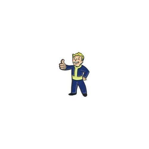 Fallout 3 Lapel Pin: Vault Boy by Bethesda