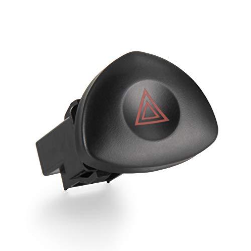 Madlife Garage 8200442723 - Interruptor de advertencia de emergencia Clio II BB CB SB