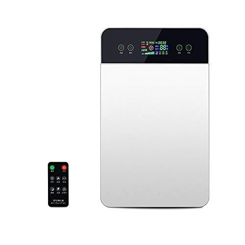 LG&S Luftreiniger mit echten HEPA-Filter Smart-Geruch Eliminator Luftfilter Touch & Fernbedienung Geeignet für Heim und Arbeitsplatz