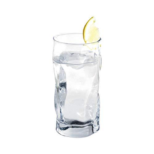 Bormioli Rocco Longdrinkglas, 450ml, 6 Stück
