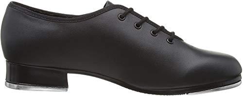 Bloch Damen Economy Standard & Latein, Nero (Black), 36.5 EU
