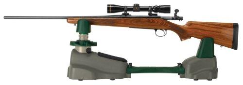 Caldwell Steady Rest NXT Adjustable Ambidextrous Rifle Shotgun Pistol Handgun Shooting Rest for Outdoor Range, Green , 26.5
