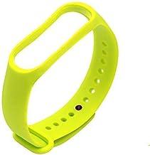TPU Strap Replacement Band for Xiaomi Mi Band 4 / Mi Band 3 Smart Wristband Bracelet (Green)