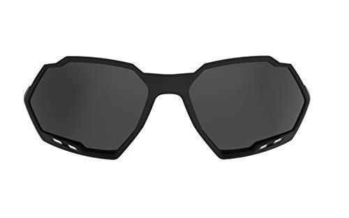 Lentes sobressalentes para óculos de sol, Switch Rush, HB, Unissex, Preto/Cinza