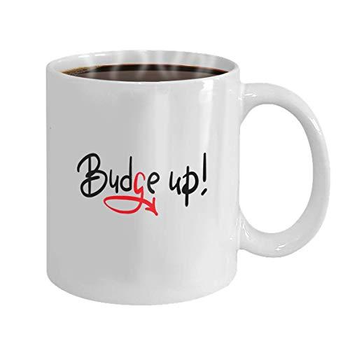 N\A Año Nuevo Taza de té, café o Vino, 100% cerámica, Taza Blanca de 11 onzas, Cita Emocional escrita a Mano, Diccionario Urbano de Jerga Americana, impresión para póster, Camiseta, b
