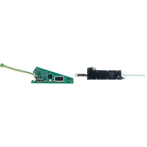 Märklin 74462 - Einbau-Digital-Decoder (C-Gleis), Spur H0 & 74491 - Elektrischer Weichenantrieb (C-Gleis), Spur H0