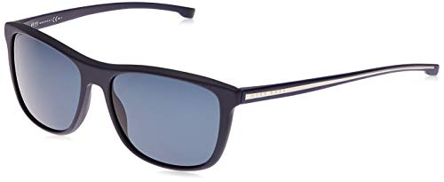 Hugo Boss Boss 0874/S 9A 05X Gafas de sol, Azul (Mtbluee Cry/Bluette), 59 Unisex-Adulto