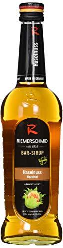 Riemerschmid Bar-Sirup Haselnuss (1 x 0.7 l)