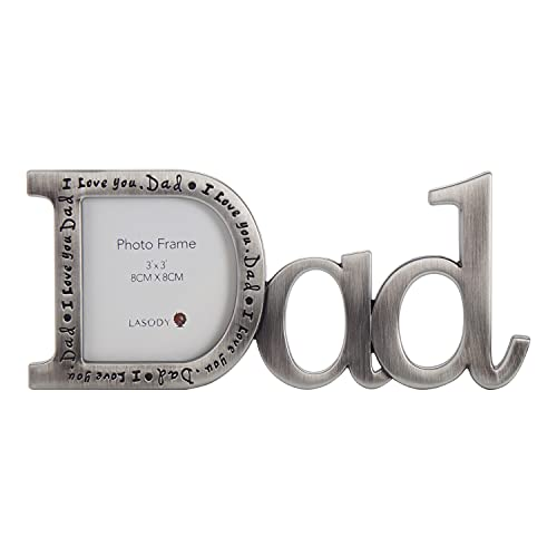 LASODY Dad Picture Frame,Dad Gifts,Dad Gifts From Daughter ,Dad...