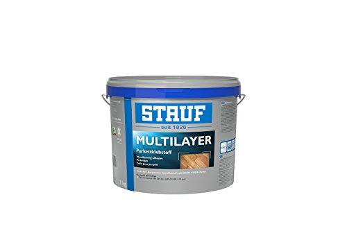 Preisvergleich Produktbild Stauf 129130 SMP-Parkettklebstoff Multilayer,  18kg