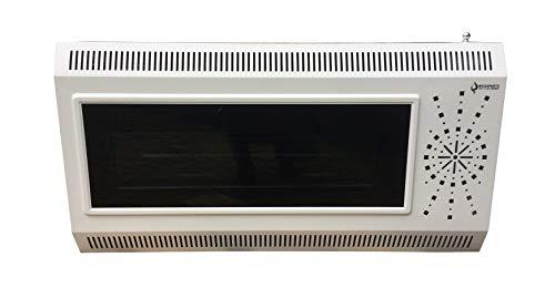 Hermetisch geschlossener Fassadenofen Modell DT 11000G - PROPAN/BUTAAN GAS und/oder ERDGAS 11 kW inkl. Wandterminal