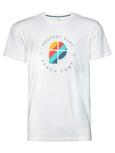 Protest Hommes T-Shirt Pro S S