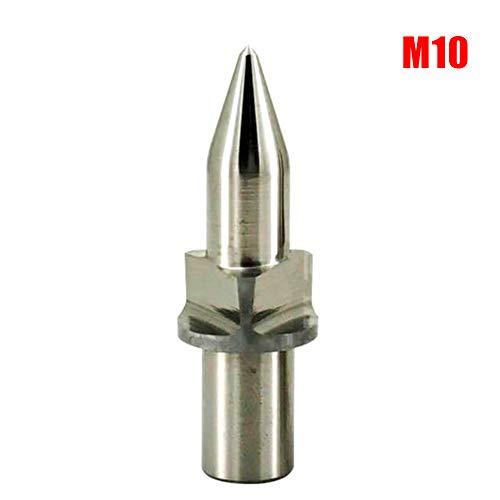 Wopam thermische wrijving hete smelten korte boor M3 M4 M5 M6 M8 M10 M12 M14 rond/plat type