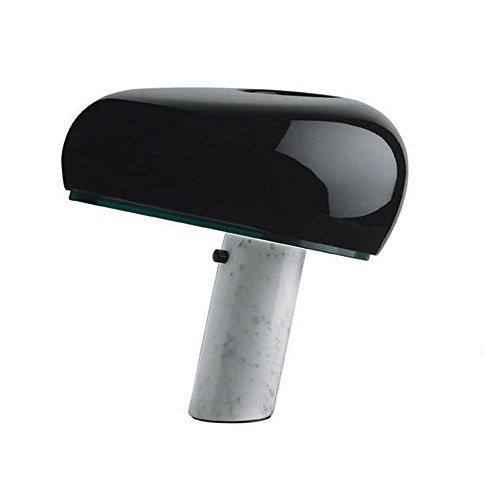 Flos Snoopy Lamp E27, 105 W, Zwart