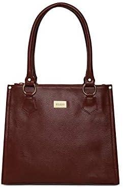 KLEIO Max 85% OFF PU Leather Women Ranking TOP16 Zipper Compartment Tr Tote Shoulder Multi