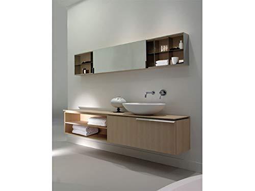 Waschbecken Agape Spoon Waschbecken Oval