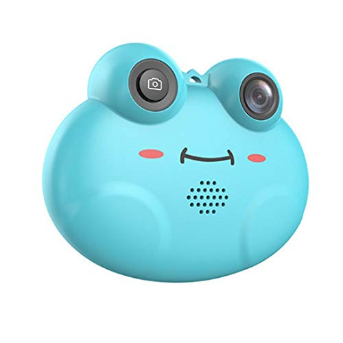Lowest Price! HRYHY Child Camera HD 1080P Frog Child Camera Digital Photo Camera Little Girl Photogr...